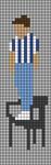 Alpha pattern #51710 variation #82800