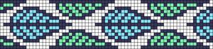 Alpha pattern #26860 variation #82873