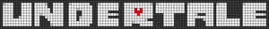 Alpha pattern #19892 variation #82930