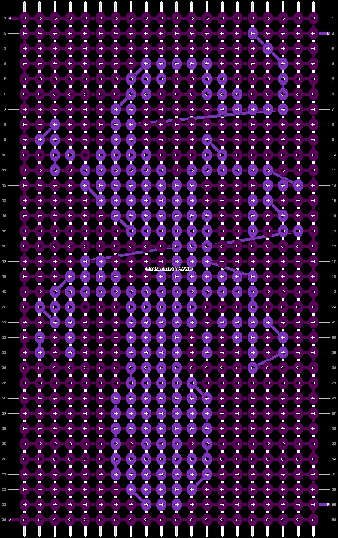 Alpha pattern #14768 variation #83004 pattern
