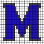 Alpha pattern #50809 variation #83063