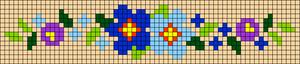 Alpha pattern #38924 variation #83081