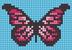 Alpha pattern #44354 variation #83120