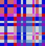 Alpha pattern #49343 variation #83353