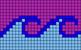 Alpha pattern #28734 variation #83446
