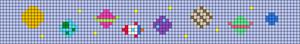 Alpha pattern #19454 variation #83511