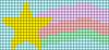 Alpha pattern #18687 variation #83596