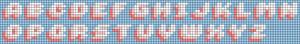 Alpha pattern #45805 variation #83632
