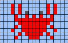 Alpha pattern #51937 variation #83676
