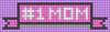 Alpha pattern #51982 variation #83753