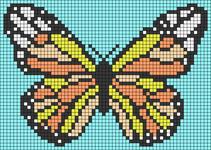 Alpha pattern #52022 variation #83882