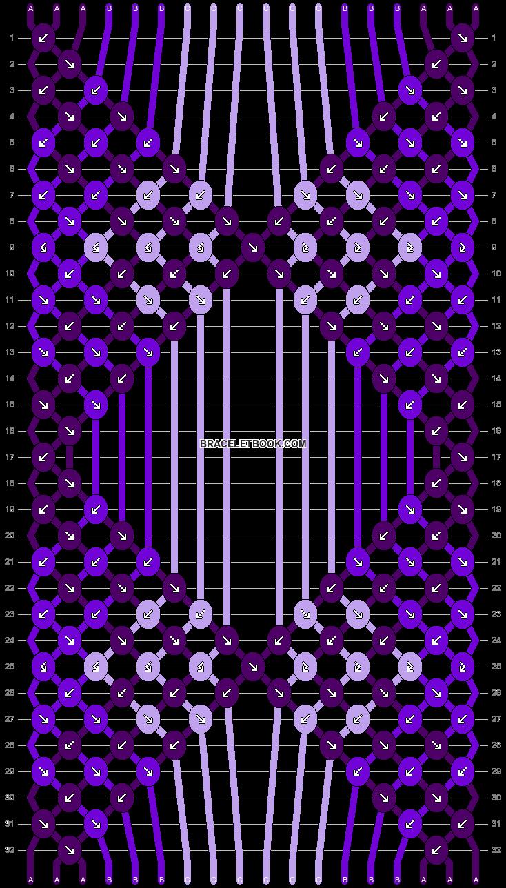 Normal pattern #52019 variation #84010 pattern