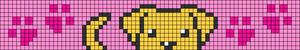 Alpha pattern #52033 variation #84046