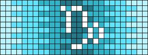 Alpha pattern #50045 variation #84056