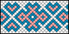 Normal pattern #26051 variation #84080