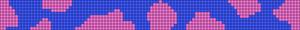 Alpha pattern #34178 variation #84093