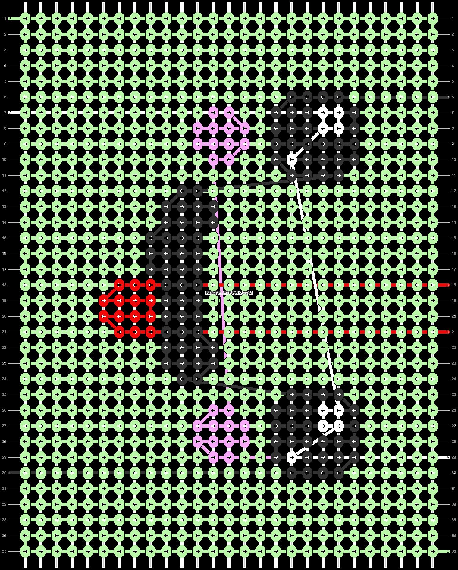 Alpha pattern #51983 variation #84179 pattern