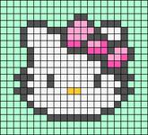 Alpha pattern #52390 variation #84502