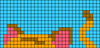 Alpha pattern #34270 variation #84563