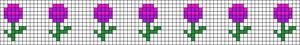 Alpha pattern #45567 variation #84579