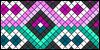 Normal pattern #52002 variation #84662