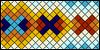 Normal pattern #39601 variation #84717