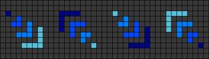 Alpha pattern #45366 variation #84768