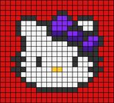Alpha pattern #52390 variation #84818