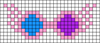 Alpha pattern #30753 variation #84885
