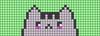 Alpha pattern #51081 variation #84910