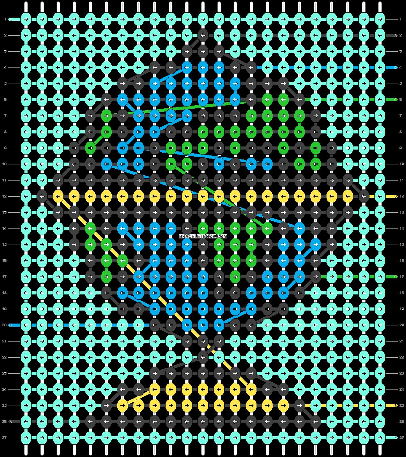 Alpha pattern #52453 variation #84914 pattern