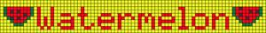 Alpha pattern #30912 variation #84918