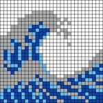 Alpha pattern #26588 variation #84976