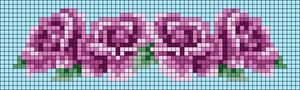 Alpha pattern #38935 variation #85244