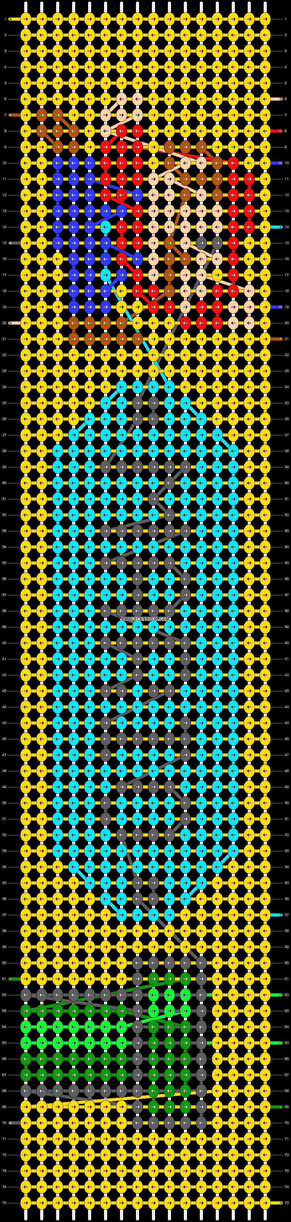Alpha pattern #51240 variation #85294 pattern