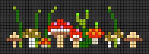 Alpha pattern #51972 variation #85318