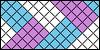 Normal pattern #117 variation #85329