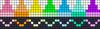 Alpha pattern #15291 variation #85426
