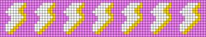 Alpha pattern #52583 variation #85567