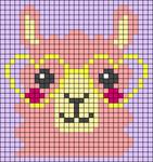 Alpha pattern #38374 variation #85643