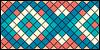 Normal pattern #51609 variation #85662