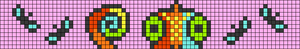 Alpha pattern #51645 variation #85940