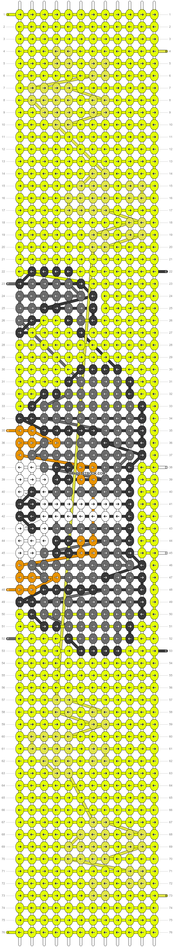 Alpha pattern #52628 variation #86038 pattern