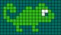 Alpha pattern #21683 variation #86078