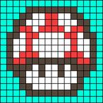 Alpha pattern #52830 variation #86092
