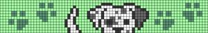 Alpha pattern #52928 variation #86339