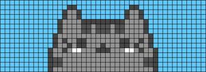 Alpha pattern #26406 variation #86347