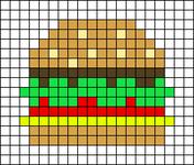 Alpha pattern #52762 variation #86520