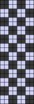 Alpha pattern #26623 variation #86844