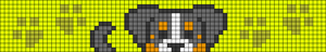 Alpha pattern #52628 variation #86860